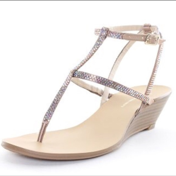 40bb12f13bb INC International Concepts Shoes - LOWEST PRICE  I.N.C. Strappy rhinestone  sandals